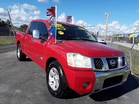 2006 Nissan Titan for sale at GP Auto Connection Group in Haines City FL