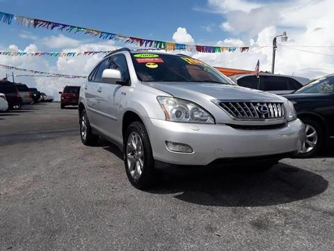 2009 Lexus RX 350 for sale at GP Auto Connection Group in Haines City FL
