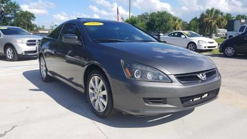 2006 Honda Accord for sale at GP Auto Connection Group in Haines City FL