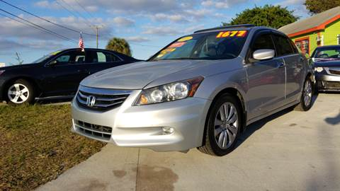 2011 Honda Accord for sale at GP Auto Connection Group in Haines City FL