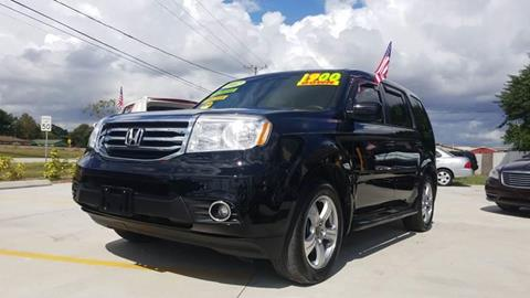 2012 Honda Pilot for sale at GP Auto Connection Group in Haines City FL