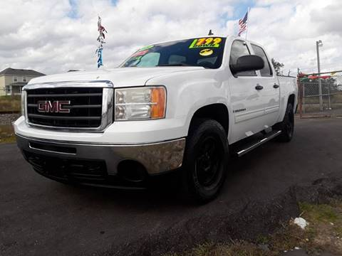 2009 GMC Sierra 1500 for sale at GP Auto Connection Group in Haines City FL