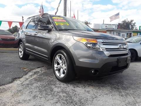 2011 Ford Explorer for sale at GP Auto Connection Group in Haines City FL
