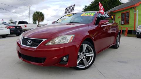 2011 Lexus IS 250 for sale at GP Auto Connection Group in Haines City FL