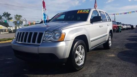 2008 Jeep Grand Cherokee for sale at GP Auto Connection Group in Haines City FL