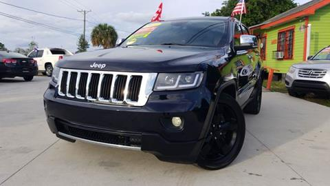 2011 Jeep Grand Cherokee for sale at GP Auto Connection Group in Haines City FL