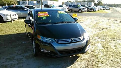 2010 Honda Insight for sale at GP Auto Connection Group in Haines City FL