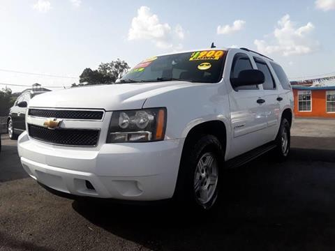2007 Chevrolet Tahoe for sale at GP Auto Connection Group in Haines City FL