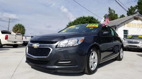 2016 Chevrolet Malibu Limited for sale at GP Auto Connection Group in Haines City FL