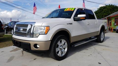 2012 Ford F-150 for sale at GP Auto Connection Group in Haines City FL