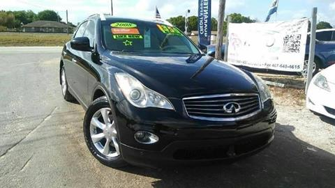 2008 Infiniti EX35 for sale at GP Auto Connection Group in Haines City FL