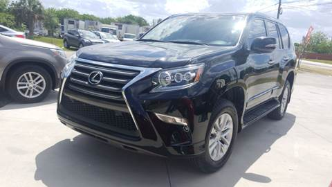2015 Lexus GX 460 for sale at GP Auto Connection Group in Haines City FL