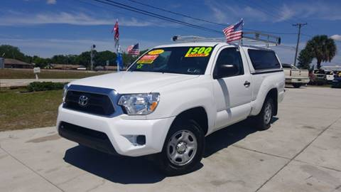 2014 Toyota Tacoma for sale at GP Auto Connection Group in Haines City FL