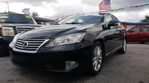 2011 Lexus ES 350 for sale at GP Auto Connection Group in Haines City FL