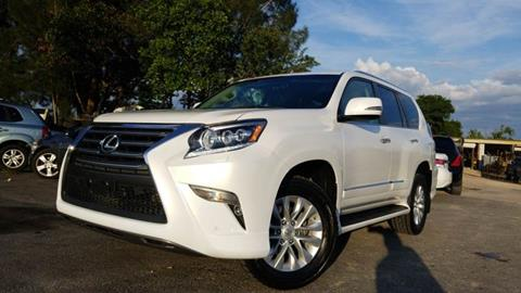 2016 Lexus GX 460 for sale at GP Auto Connection Group in Haines City FL