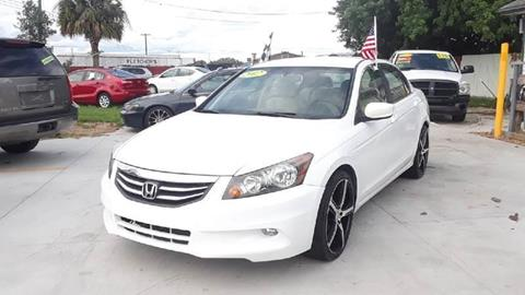 2012 Honda Accord for sale at GP Auto Connection Group in Haines City FL