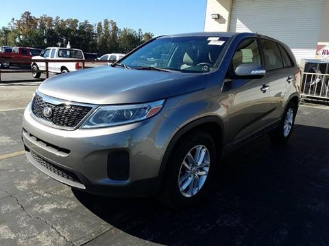 2015 Kia Sorento for sale at GP Auto Connection Group in Haines City FL