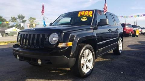 2012 Jeep Patriot for sale at GP Auto Connection Group in Haines City FL