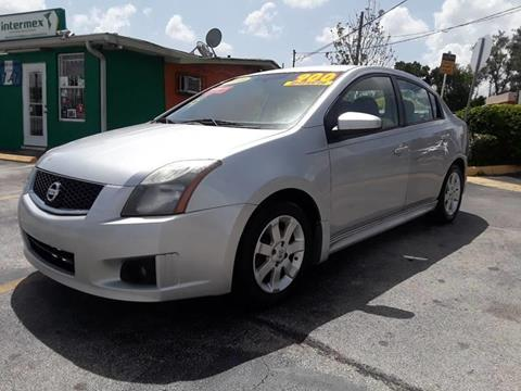 2010 Nissan Sentra for sale at GP Auto Connection Group in Haines City FL