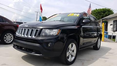 2014 Jeep Compass for sale at GP Auto Connection Group in Haines City FL