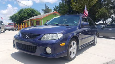 2003 Mazda Protege5 for sale at GP Auto Connection Group in Haines City FL