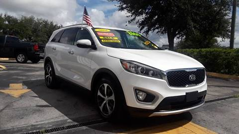 2016 Kia Sorento for sale at GP Auto Connection Group in Haines City FL