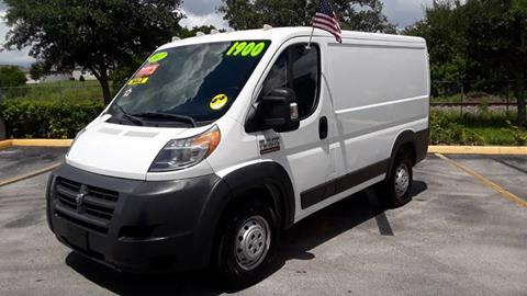 2017 RAM ProMaster Cargo for sale at GP Auto Connection Group in Haines City FL