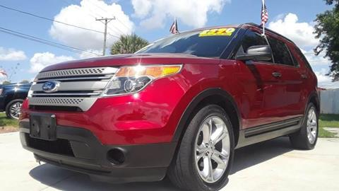 2013 Ford Explorer for sale at GP Auto Connection Group in Haines City FL