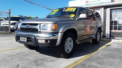 2002 Toyota 4Runner for sale at GP Auto Connection Group in Haines City FL