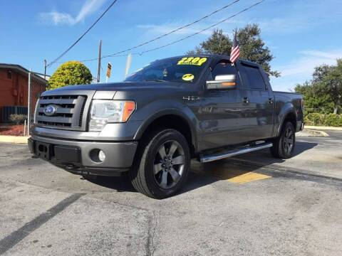 2010 Ford F-150 for sale at GP Auto Connection Group in Haines City FL