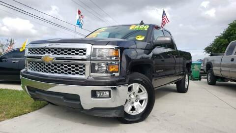 2015 Chevrolet Silverado 1500 for sale at GP Auto Connection Group in Haines City FL