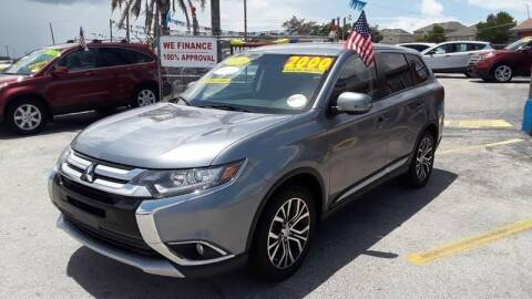 2016 Mitsubishi Outlander for sale at GP Auto Connection Group in Haines City FL