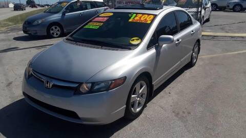 2008 Honda Civic for sale at GP Auto Connection Group in Haines City FL