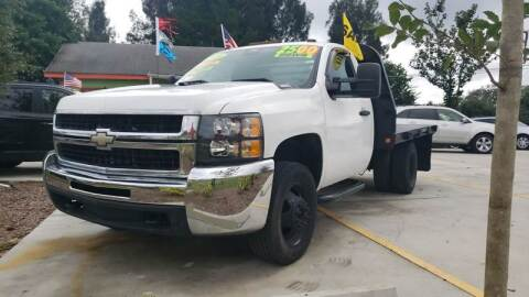 2010 Chevrolet Silverado 3500HD for sale at GP Auto Connection Group in Haines City FL
