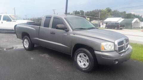 2006 Dodge Dakota for sale at GP Auto Connection Group in Haines City FL