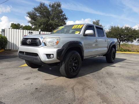 2012 Toyota Tacoma for sale at GP Auto Connection Group in Haines City FL