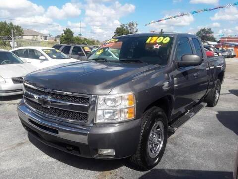 2011 Chevrolet Silverado 1500 for sale at GP Auto Connection Group in Haines City FL