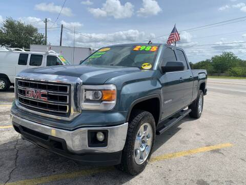 2014 GMC Sierra 1500 for sale at GP Auto Connection Group in Haines City FL