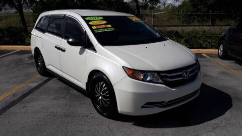 2015 Honda Odyssey for sale at GP Auto Connection Group in Haines City FL