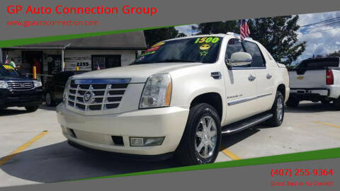 2007 Cadillac Escalade EXT for sale at GP Auto Connection Group in Haines City FL