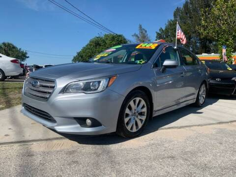 2015 Subaru Legacy for sale at GP Auto Connection Group in Haines City FL