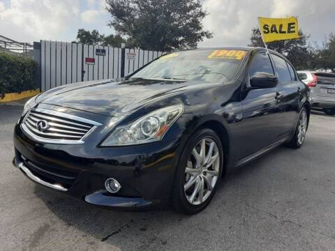 2013 Infiniti G37 Sedan for sale at GP Auto Connection Group in Haines City FL