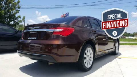 2013 Chrysler 200 for sale at GP Auto Connection Group in Haines City FL