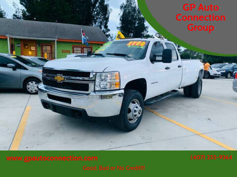2012 Chevrolet Silverado 3500HD for sale at GP Auto Connection Group in Haines City FL