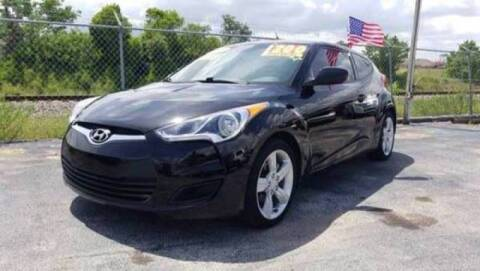 2012 Hyundai Veloster for sale at GP Auto Connection Group in Haines City FL