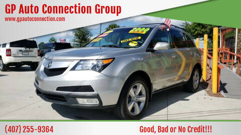 2011 Acura MDX for sale at GP Auto Connection Group in Haines City FL