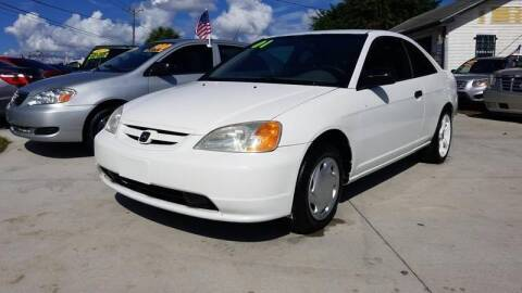 2001 Honda Civic for sale at GP Auto Connection Group in Haines City FL