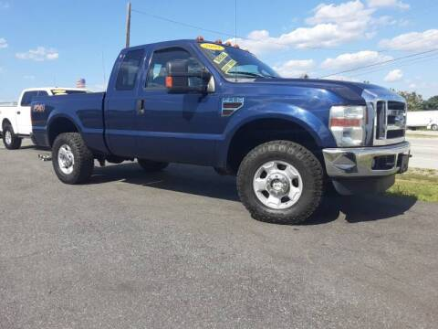 2009 Ford F-250 Super Duty for sale at GP Auto Connection Group in Haines City FL