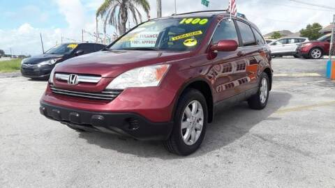 2008 Honda CR-V for sale at GP Auto Connection Group in Haines City FL