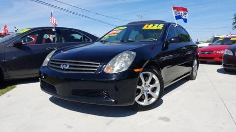 2005 Infiniti G35 for sale at GP Auto Connection Group in Haines City FL